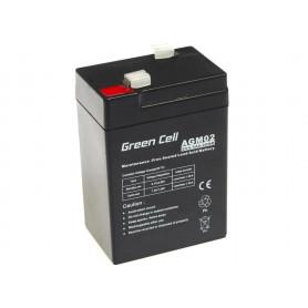 AGM akumulator 6V 4.5Ah