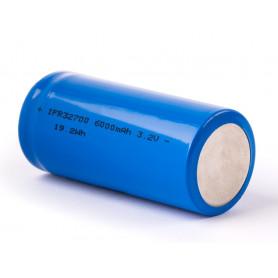 IFR 32700 LiFePO4 3.2V 6000 mAh baterija