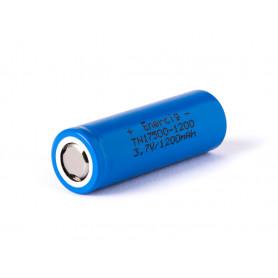 17500 3.6V Li-Ion 1200 mAh