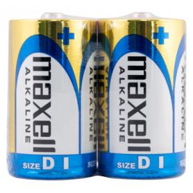 Maxell LR20 D 1.5V industrial alkalne baterije (2 kos)