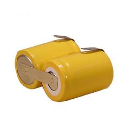 2.4V 1400 mAh NiCd baterijski sklop