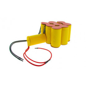 12V 3000 mAh NiMh baterijski sklop