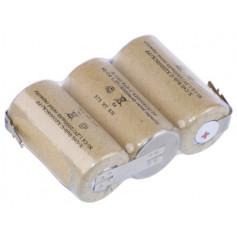 3.6V 2000 mAh NiCd baterijski sklop