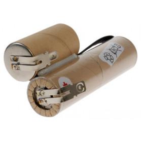 3.6V 1800 mAh NiCd baterijski sklop Faston +6.3mm -4.8mm