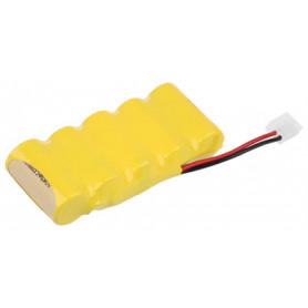 6V 1800 mAh NiCd baterijski sklop Molex 2-pol