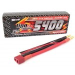 XCell LiPo Cracker CAR 7,4V / 5400mAh 2S1P, 25C