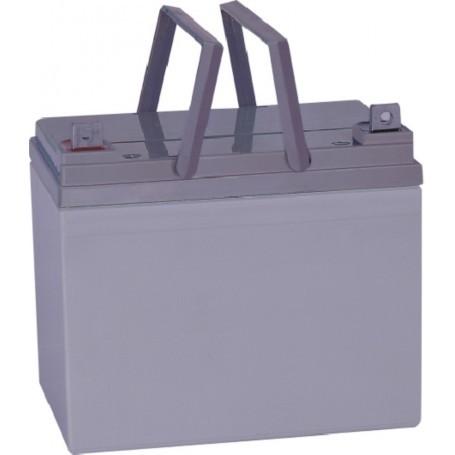 Leoch LPL12-33 12V 33Ah AGM svinčeni akumulator
