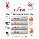 Fujitsu Mignon AA HR3UTC white Ni-MH 1,2V / 2000mAh (4 v blistru)