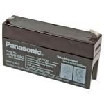 Panasonic LC-R061R3P 6V 1.3Ah