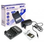 XCell BC-X1000 LCD polnilnik