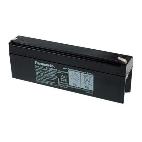 Panasonic LC-R122R2PG 12V / 2,2Ah