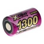 XCell 2/3A 1,2V / 1300mAh 2/3A1300