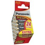 Panasonic AAA LR03 Pro Power 24 set