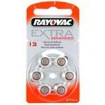 Rayovac 13AE baterije za slušni aparat Ultra Zinc Air Extra