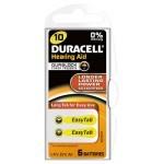 Duracell 10AC 1,4V / 90mAh baterije za slušni aparat
