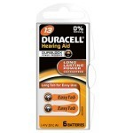 Duracell 13AC 1,4V / 290mAh baterije za slušni aparat