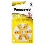 Panasonic 10 1.4V baterije za slušni aparat