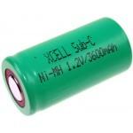 Xcell Sub-C Ni-Mh 1.2V 3600 mAh