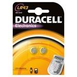 Duracell LR43 1,5V / 73mAh (2 blister)