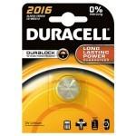 Duracell CR2016 3V / 72mAh