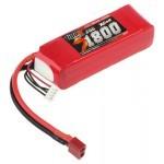 Xcell LiPo 11,1V/1800 mAh 3S1P, 25C
