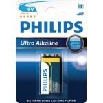 Philips 9V R22 6LR61 Ultra Alkaline