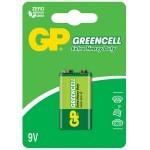 GP 9V 6F22 (1604) GREENCELL