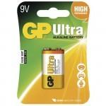 GP 9V GP1604AU 6LF22 ULTRA
