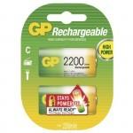 GP C 1.2V 2200 mAh GP 220CH polnilna baterija