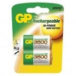 GP C 1.2V 3500 mAh GP 350CHC polnilna baterija