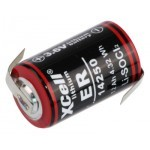 Xcell 3.6V ER14250 1/2AA litijeva baterija + konektor Z oblika