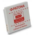 Baterija za CANON NB-4L NB4L IXUS 40 55 60 65 70 80