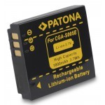Baterija za Panasonic CGA-S005 CGA-S005E S005 E/1B DMW-BCC12