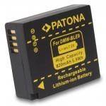 Baterija za Panasonic DMW-BLE9 DMW-BLE9E DMW-BLE9PP BL9E