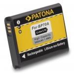 Baterija za Samsung ES-65, ES-70, PL-80, PL-100, SL-50