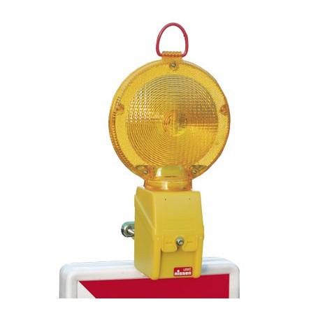 Opozorilna cestna svetilka Nissen MonoLight LED