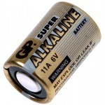 GP11A 6V alkalna baterija