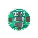 1S PCB BMS zaščita ø16mm x 0.8mm (okrogla)