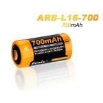 Fenix 16340 R123A 3.7V 700 mAh Li-Ion PCB baterija