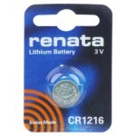 Renata CR1216 litij baterija 3V