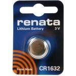 Renata CR1632 litij baterija 3V