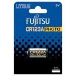 CR123A 3V Litijeva baterija Fujitsu