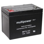 Multipower MP75-12C 12V 75Ah