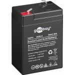Goobay 6V 4.0Ah PB AGM svinčen akumulator