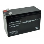 Multipower MP1235H-L 12V 8.5Ah