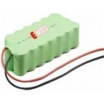 24V 9000 mAh NiMh baterija za električno kolo