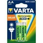 Varta Solar AA 800mAh 1.2V NiMh