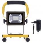 LED polnilni 10W reflektor