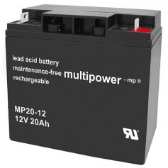 Multipower MP20-12 12V 20Ah
