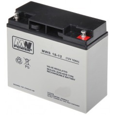 MW 12V 18Ah svinčen akumulator
